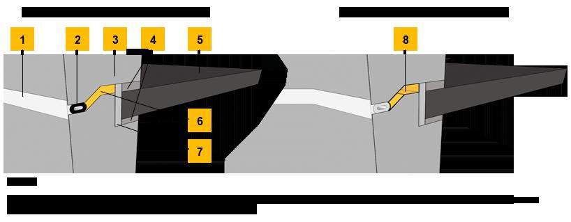 Герметизация монтажного шва